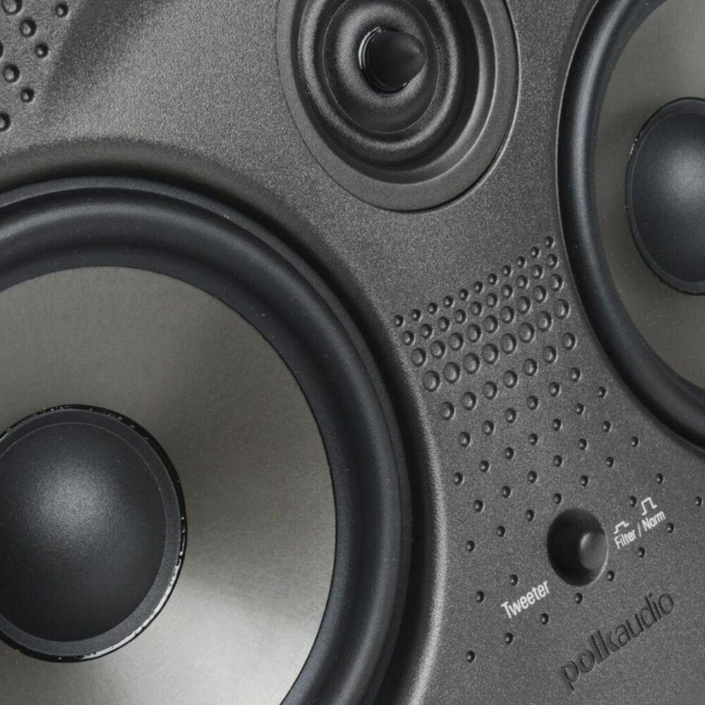 """Polk Dual 5.25"""" Center Channel Speaker in White, , large"""