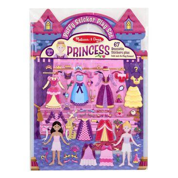 Melissa & Doug Puffy Sticker Princess Play Set, , large