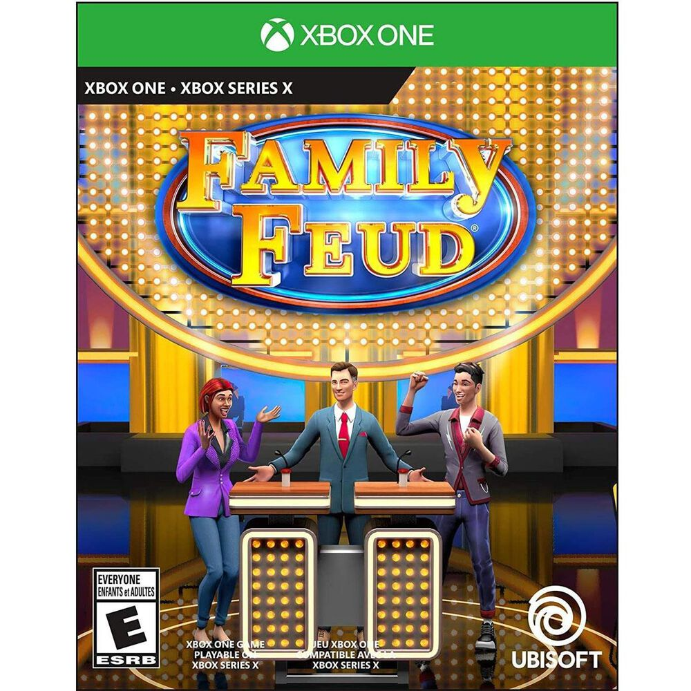 Family Feud - Xbox One - Xbox Series X Standard Edition, , large