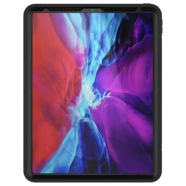 "Otterbox Defender Case For Apple iPad Pro 12.9"" (2020 / 2018) in Black, , large"
