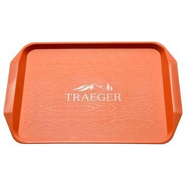 Traeger Grills BBQ Food Tray in Orange, , large