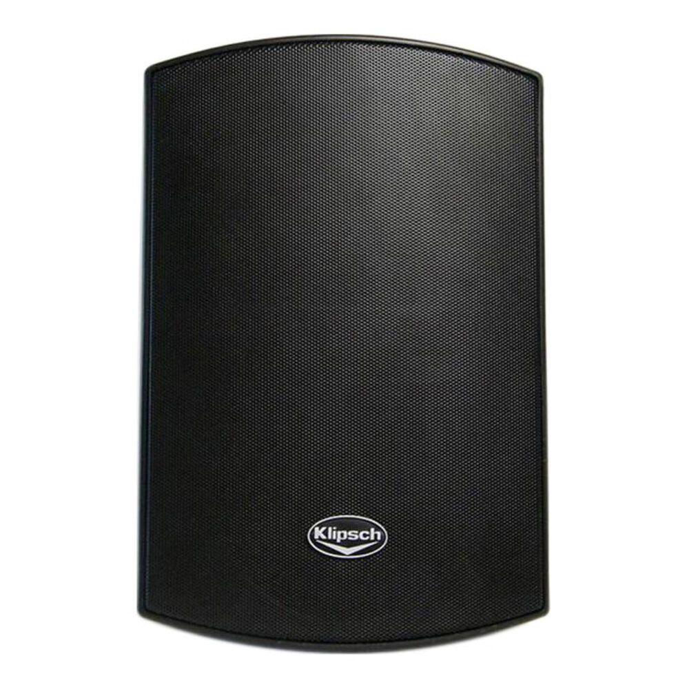 Klipsch Outdoor Speakers in Black - (Pair), , large