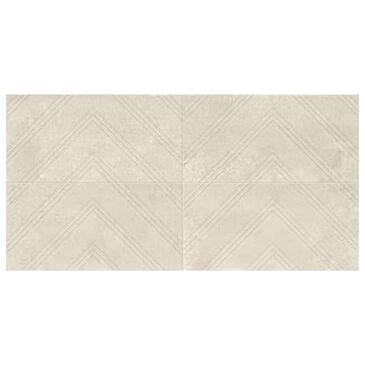 "Dal-Tile Chord Sonata White 12"" x 24"" Porcelain Tile, , large"