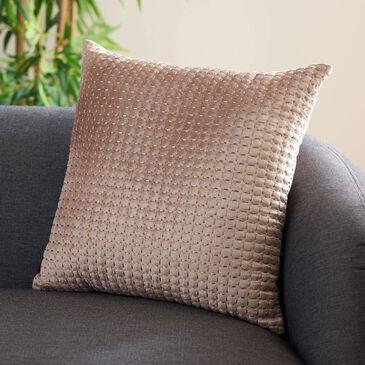 "Safavieh Lovie 18"" x 18"" Pillow in Blush, , large"