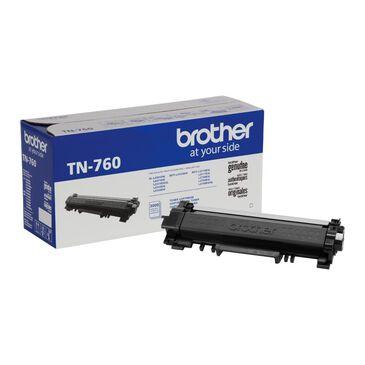 Brother TN760 Genuine High Yield Toner - Black , , large