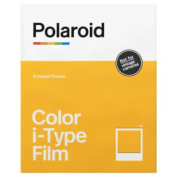Polaroid 2-Pack Color i-Type Film in White, , large