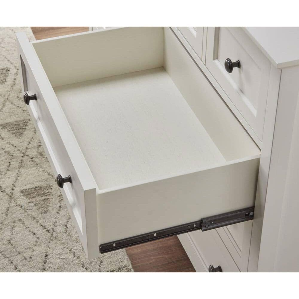 Urban Home Paragon Dresser in Opaque White, , large