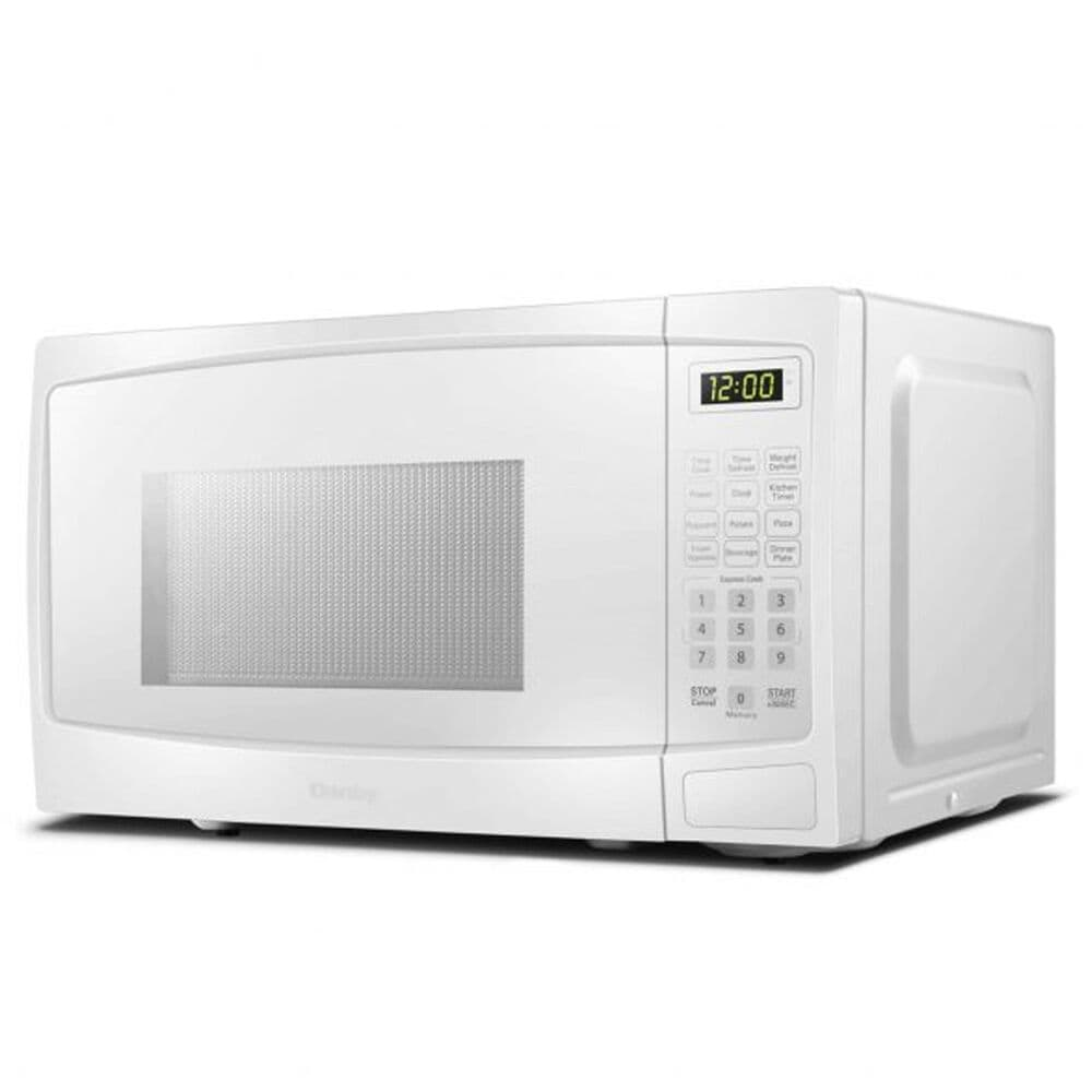 Danby 0.7 Cu. Ft. Countertop Microwave Oven in White, , large