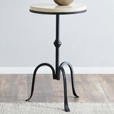 Hampton Park Gaberial Accent Table in Black, , large