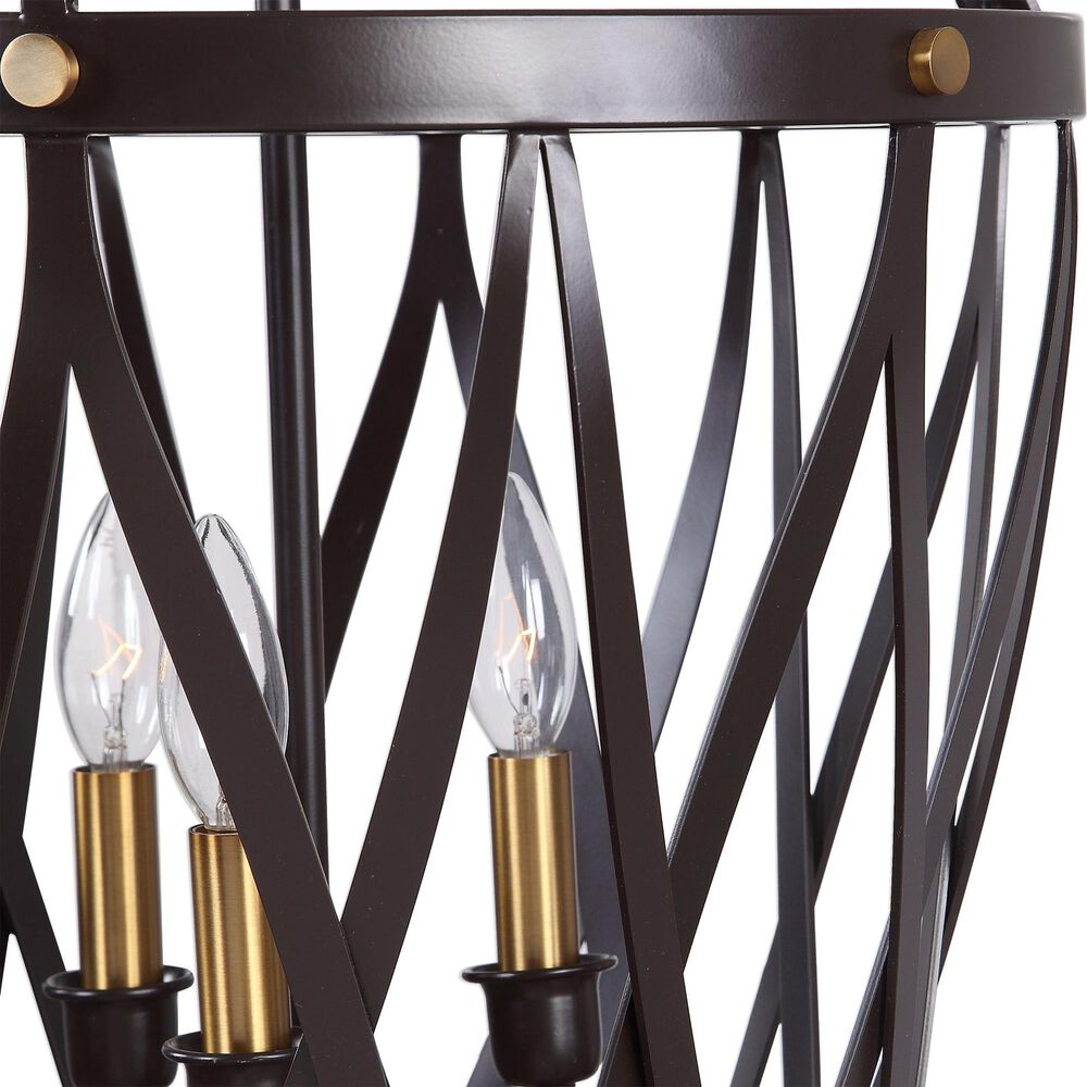 Uttermost Marlandin 3-Light Lantern Pendant, , large