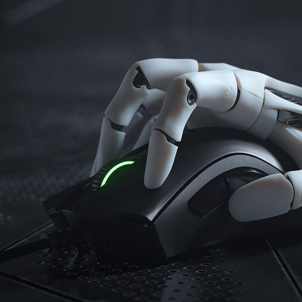 Razer Deathadder V2 Gaming Mouse in Black, , large