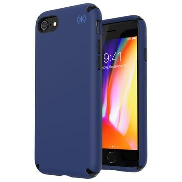 Speck Presidio2 Pro Case For Apple iPhone SE / 8 / 7 / 6s / 6 in Coastal Blue And Black, , large