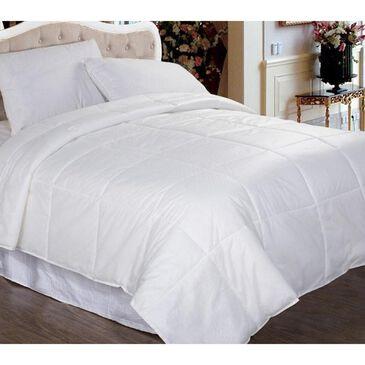 Epoch Hometex Permafresh Full/Queen Comforter in White, , large