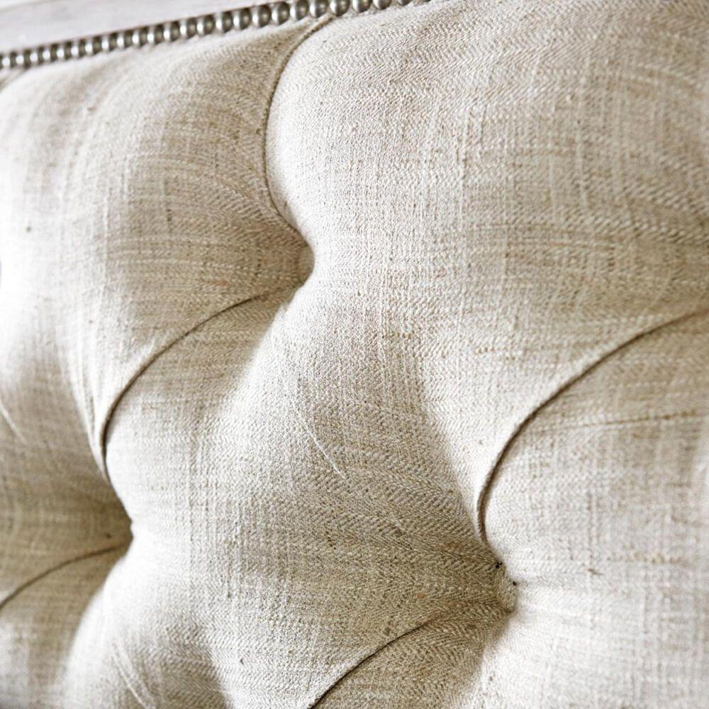 Lexington Furniture Oyster Bay Sag Harbor King Tufted Upholstered Bed, , large