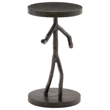 Bernhardt Theo Figure Table in Black, , large
