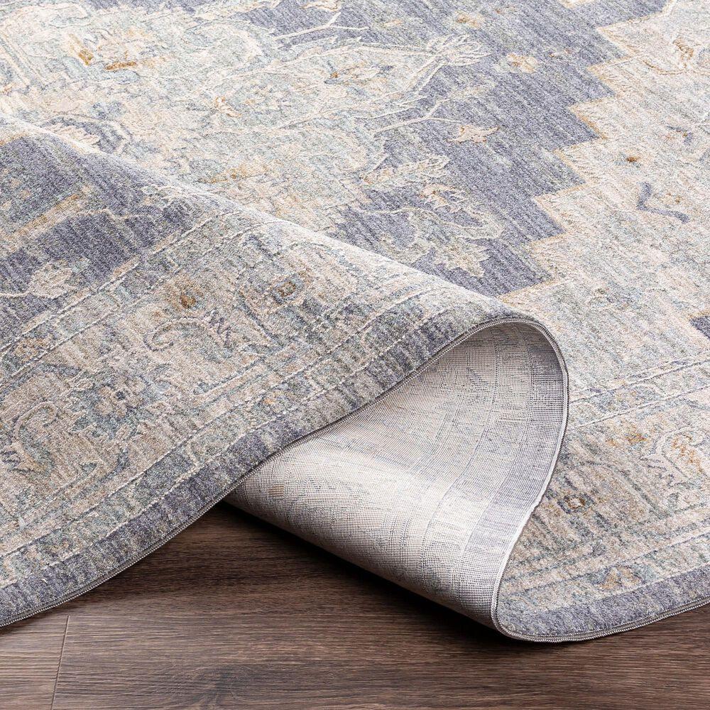 Surya Avant Garde 12' x 15' Gray, Beige and Denim Area Rug, , large