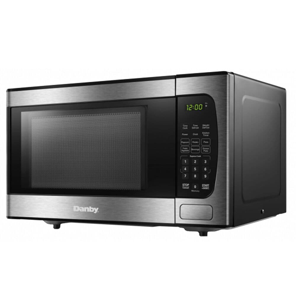 Danby 0.9 Cu. Ft. Microwave in Stainless Steel , , large