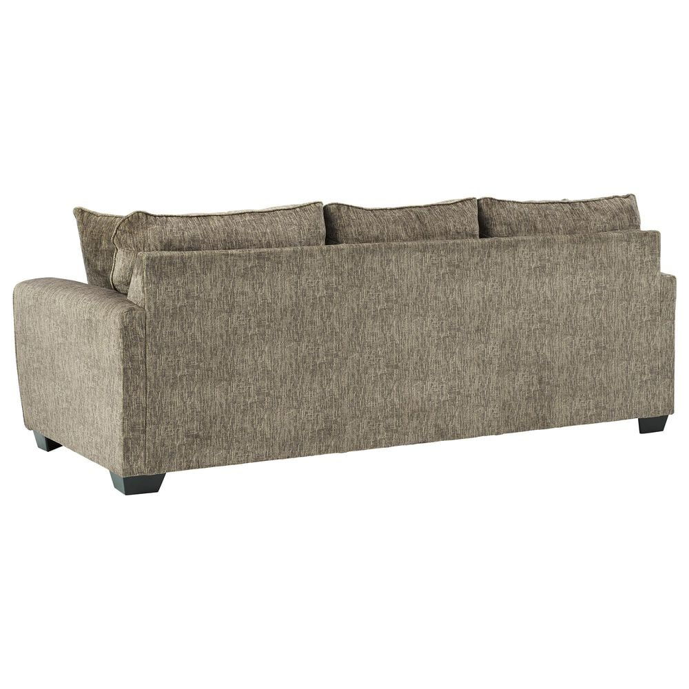 Signature Design by Ashley Olin Queen Sofa Sleeper in Chocolate, , large