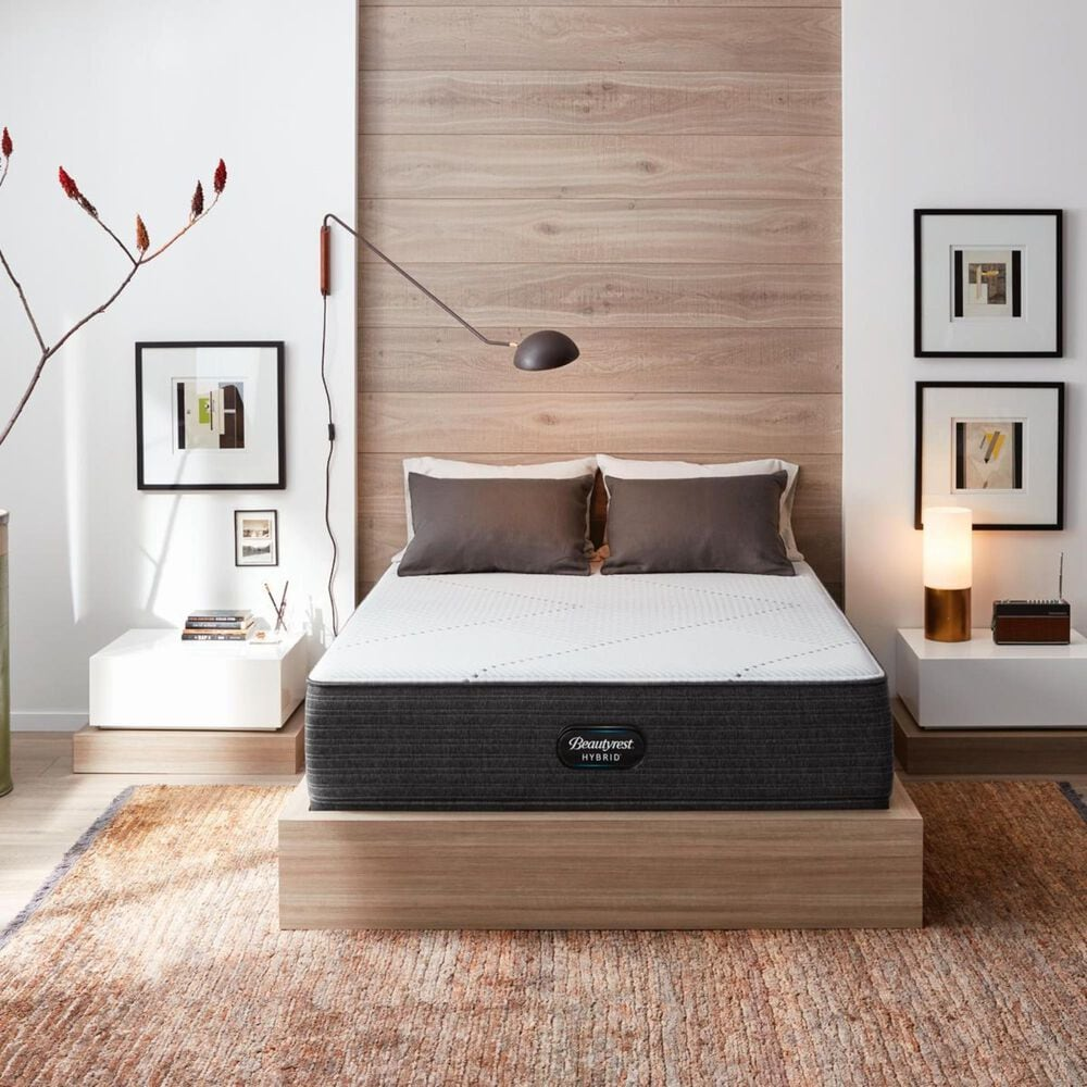 Beautyrest Hybrid 1000-IP Medium Full Mattress Only, , large