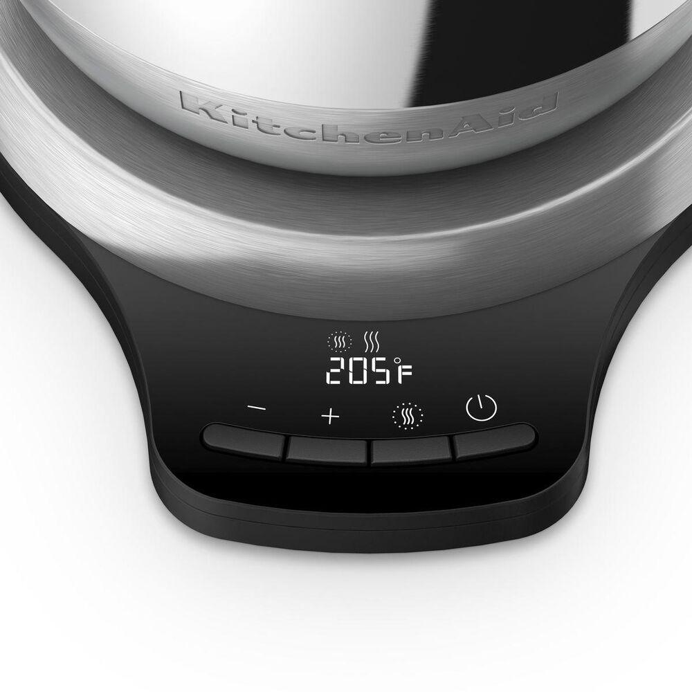 KitchenAid Precision Gooseneck Digital Electric Kettle , , large