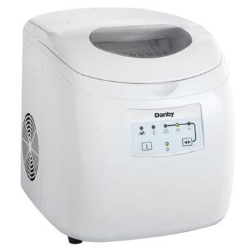 Danby 2 lbs Countertop Ice Maker, , large