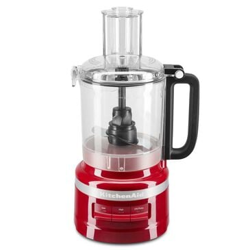 KitchenAid 7 Cup Food Processor in Red, , large