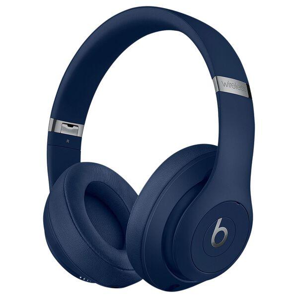 Beats by Dre Studio3 Wireless Over-Ear Headphones in Blue