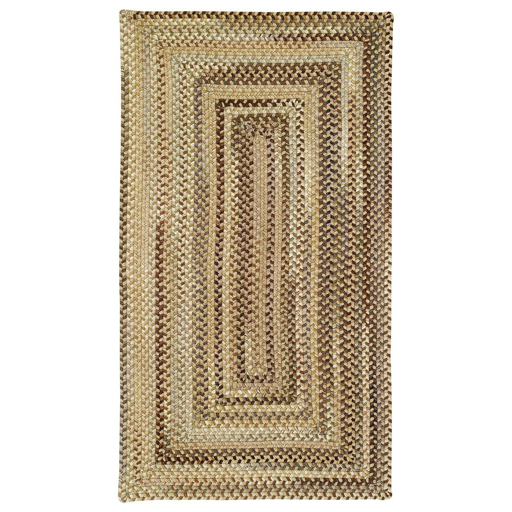 Capel Homecoming 0048-750 4' x 6' River Rock Area Rug, , large