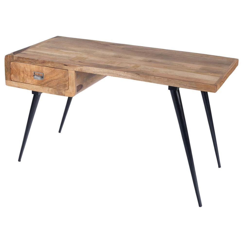 Butler Anuri Desk in Natural Wood, , large