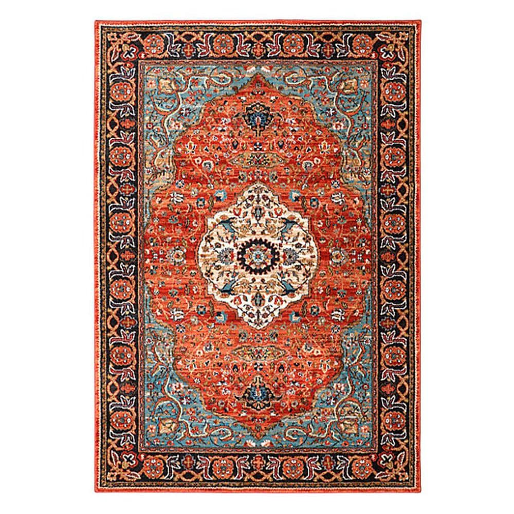 "Karastan Spice Market Petra 90661 2'1"" x 7'10"" Multicolor Runner, , large"