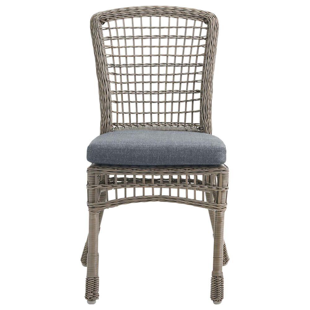 Bolton Furniture Carolina 5-Piece Patio Dining Set in Gray, , large