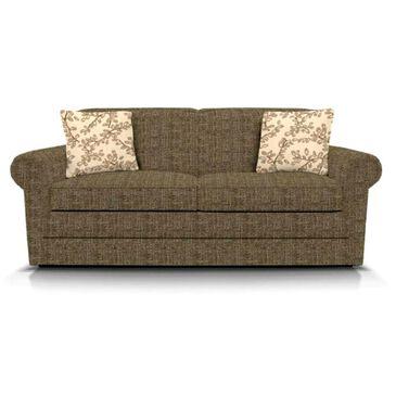 Ball Creek Designs Savona Full Sleeper Sofa with Mattress in Blackwood Bear, , large