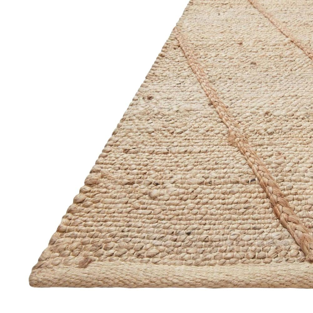"""Loloi II Bodhi BOD-02 2'6"""" x 7'6"""" Ivory and Natural Runner, , large"""