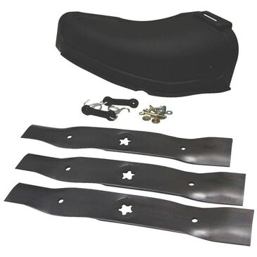 """Husqvarna 54"""" Mulch Kit for Clearcut Tractor, , large"""