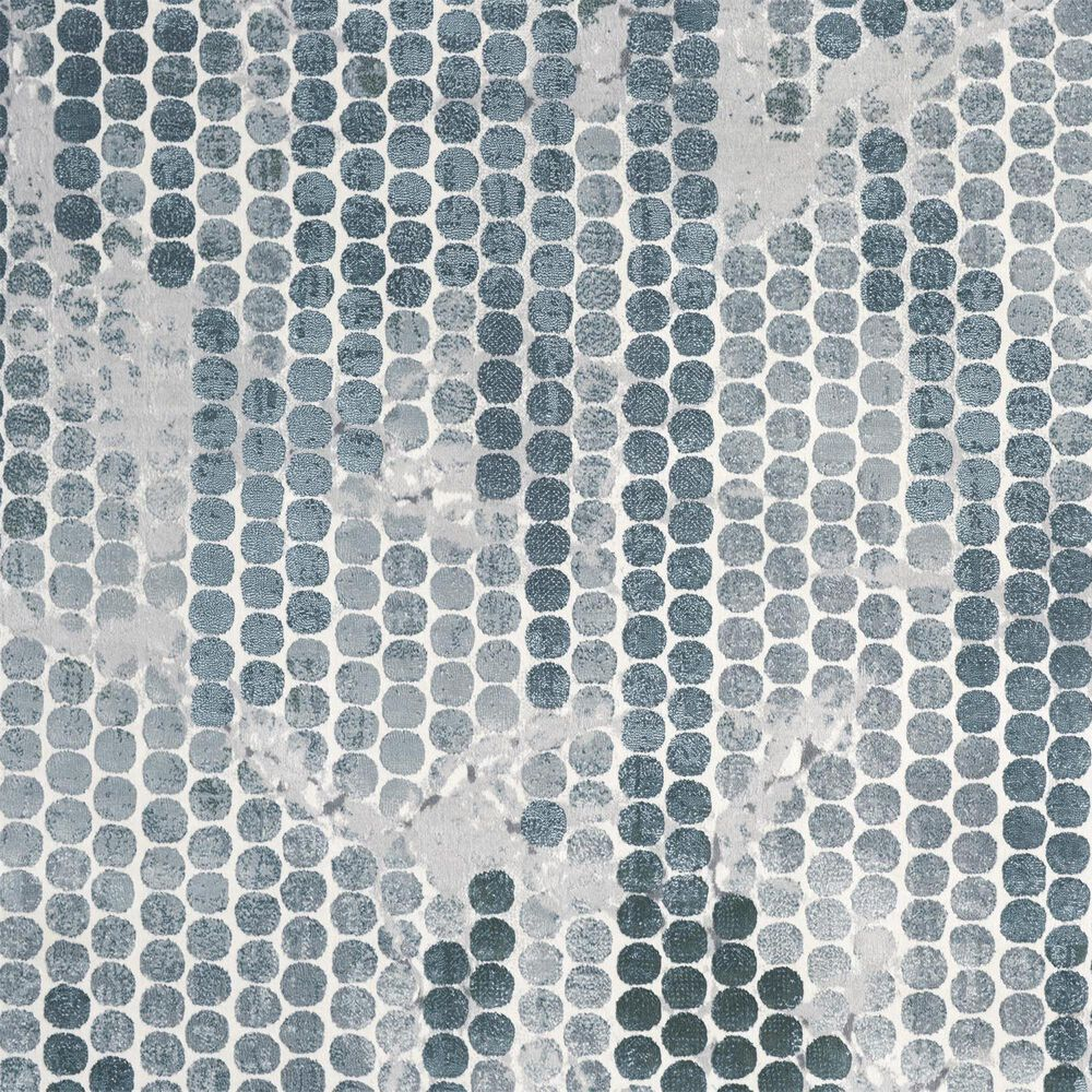 Feizy Rugs Atwell 3171F 2' x 3' Blue and Silver Area Rug, , large
