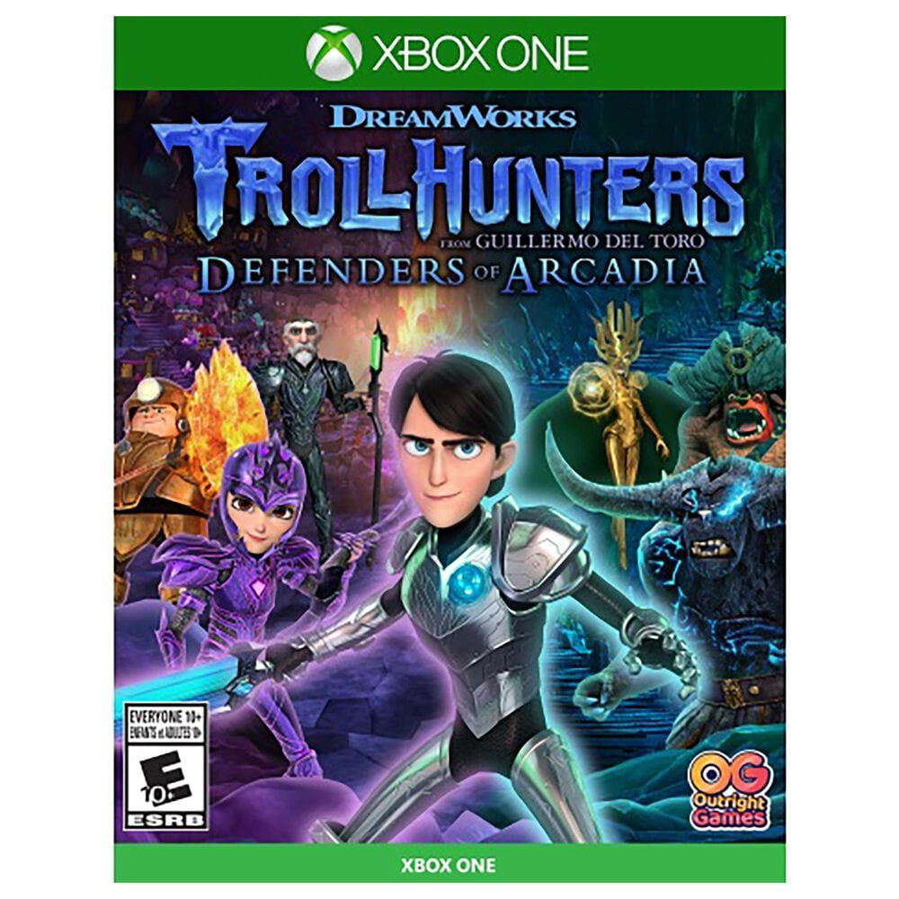 Trollhunters: Defenders of Arcadia - Xbox One, , large