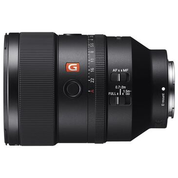Sony Sony FE 135mm f/1.8 GM Telephoto Zoom Lens in Black, , large