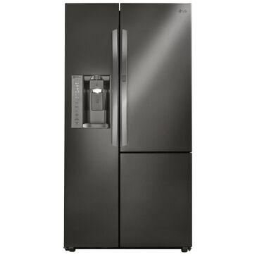LG 26 Cu. Ft. Side-By-Side Refrigerator, , large