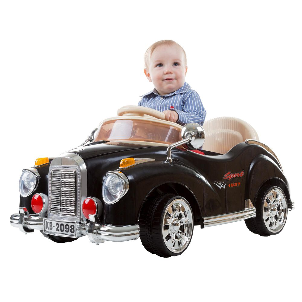 """Timberlake Lil"""" Rider Kids Ride-on 6V Classic Car with Remote, , large"""