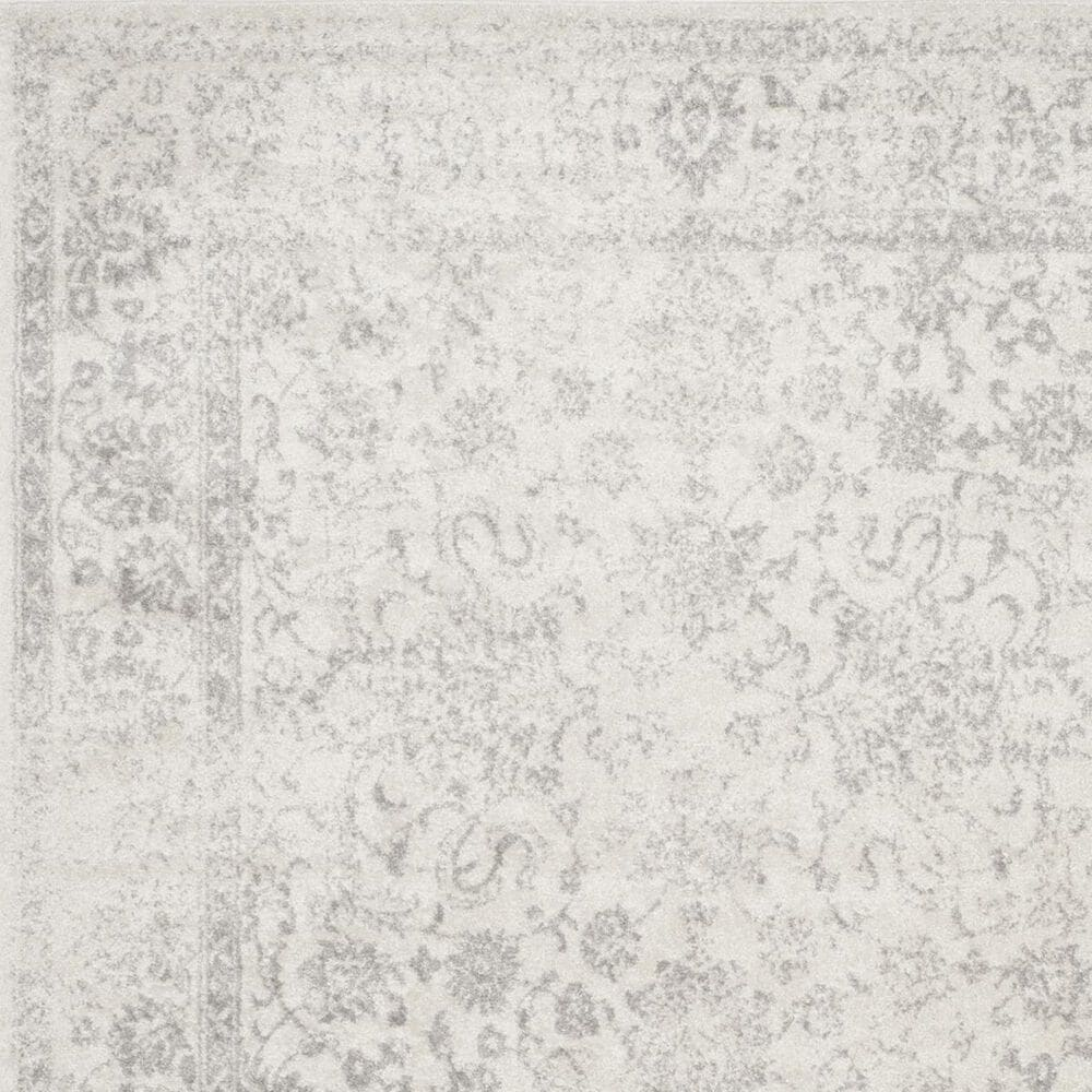 Safavieh Adirondack ADR109C-12SQ 12' x 12'  Ivory/Silver Square Rug, , large