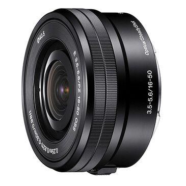 Sony E PZ 16-50mm f/3.5 - 5.6 OSS Lens , , large