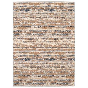 Scott Living Expressions Amalgamate 91674-10034 2' x 3' Gold Scatter Rug, , large