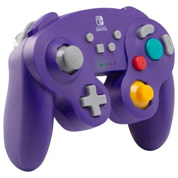 Wireless Gamecube Controller in Purple - Nintendo Switch, , large
