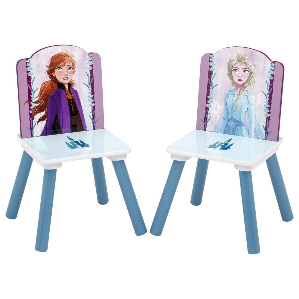 Delta Frozen II Table and Chair Set with Storage, , large
