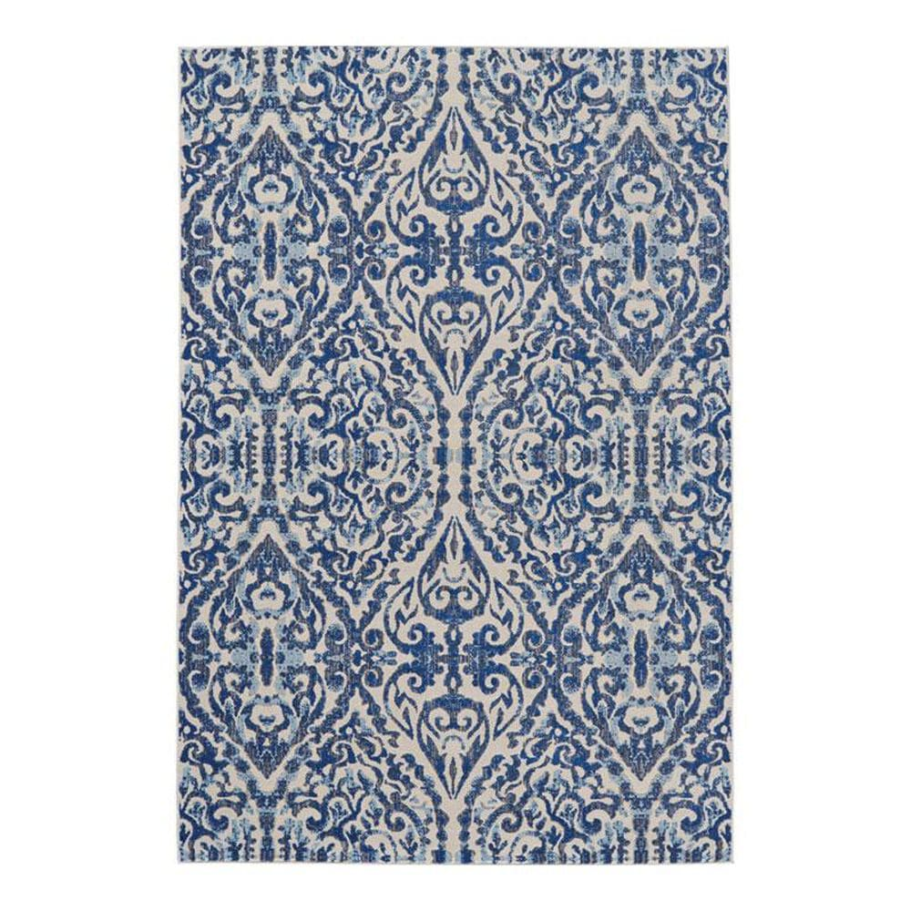 """Feizy Rugs Milton 3466F 2'2"""" x 4'' Royal Area Rug, , large"""