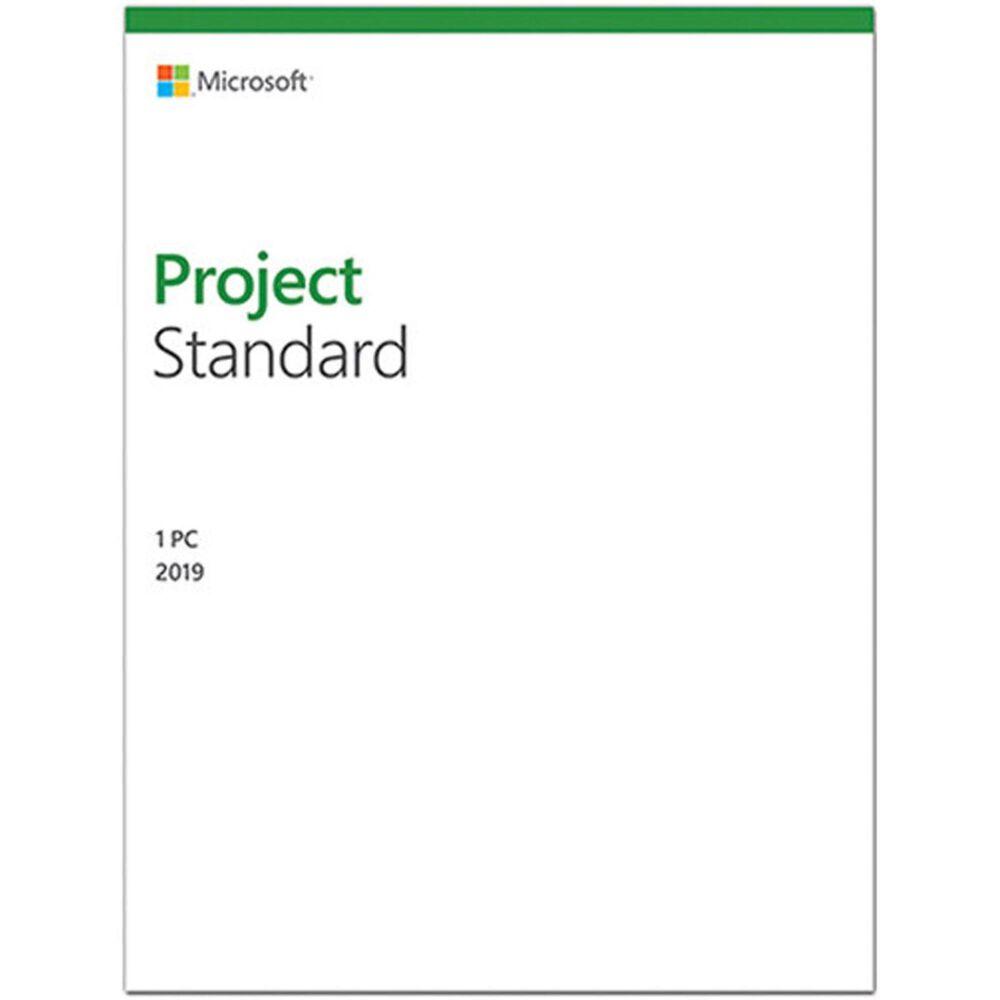 Microsoft Project Standard 2019, , large