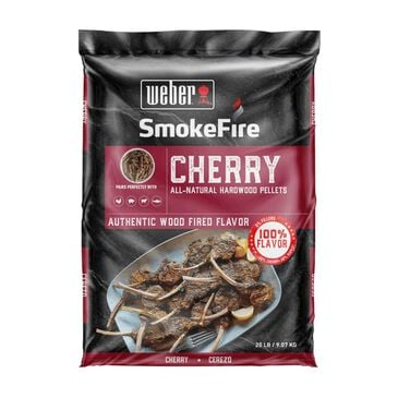 Weber Cherry All-Natural Hardwood Pellets, , large