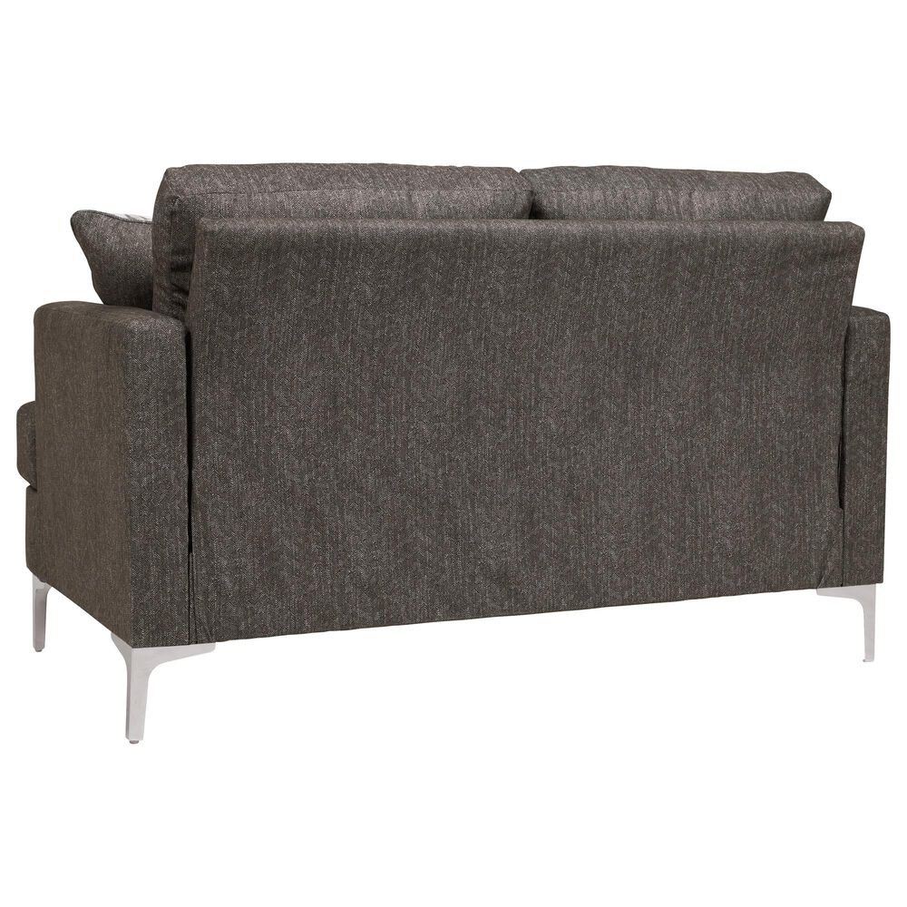 Signature Design by Ashley Arcola Loveseat in Java, , large
