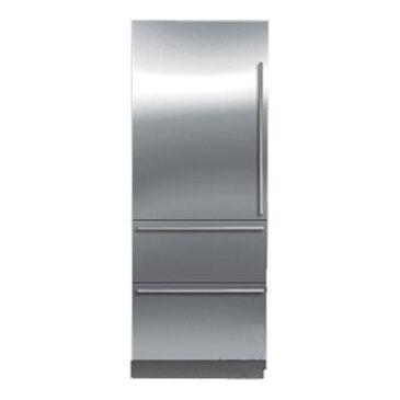 Sub Zero 15.6 Cu. Ft. Left Hinge Bottom Freezer Refrigerator (Panel Ready), , large