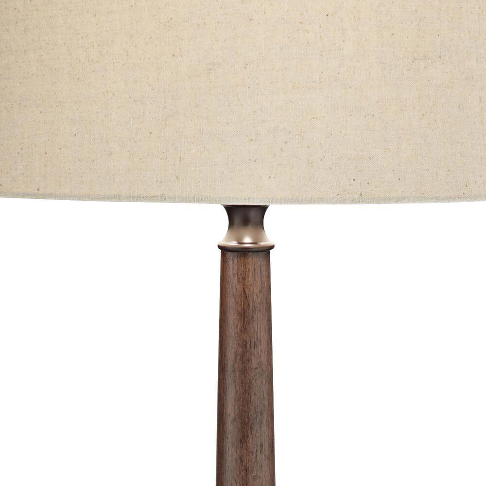 Pacific Coast Lighting Arden Floor Lamp in Walnut, , large
